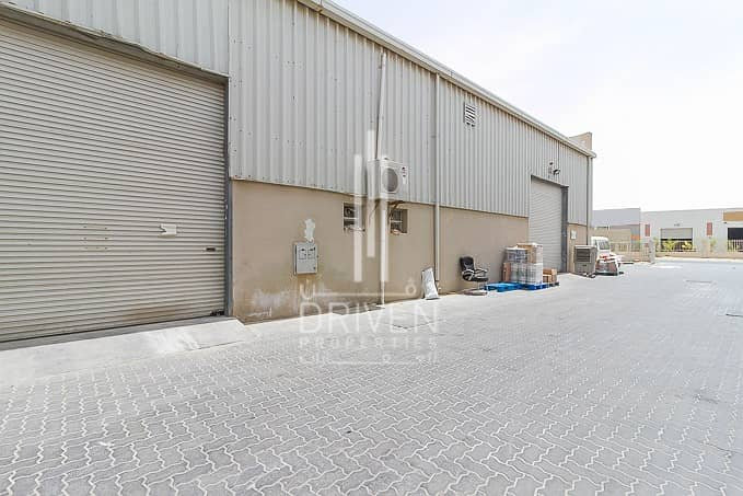 Spacious Well Maintained Cold Storage