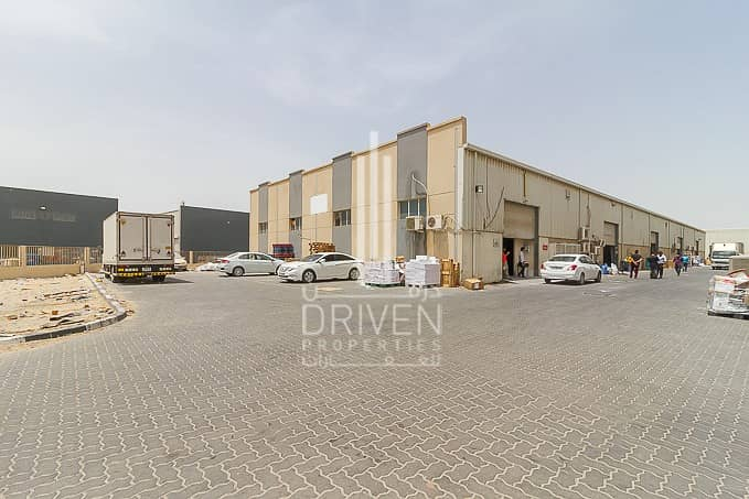 8 Spacious Well Maintained Cold Storage
