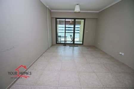 1 Bedroom Apartment for Rent in Dubai Silicon Oasis, Dubai - 1 BHK | Jade Residence | Open View | Balcony