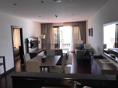 1 Bedroom Apartment for Rent in Palm Jumeirah, Dubai - Vacant I 1 Bedroom I Sea View & Burj Al Arab