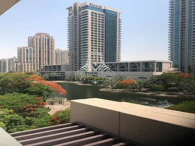 3 Bedroom Flat for Rent in The Views, Dubai - Full Lake View 3 Bedroom Apartment in Arno A