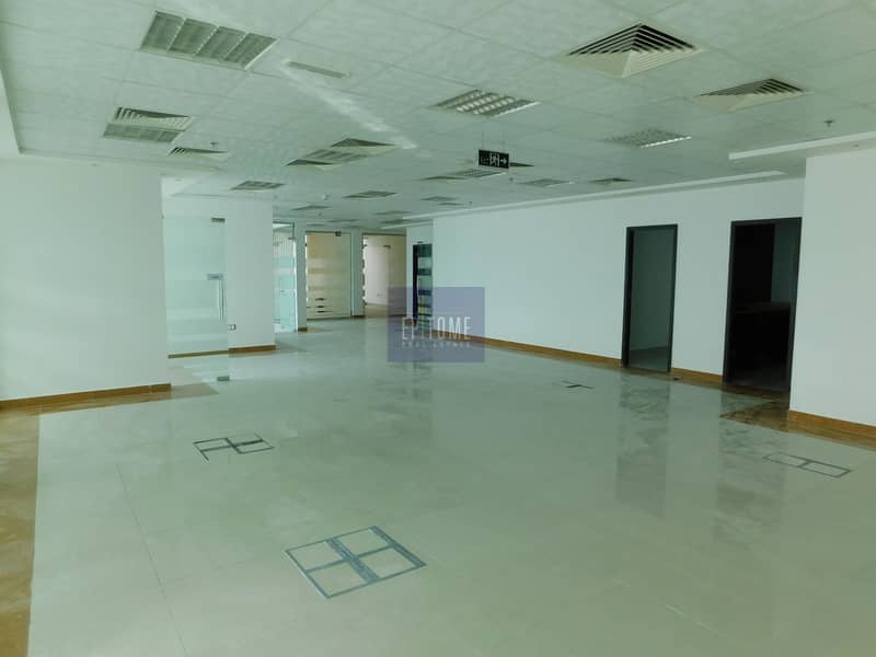 Fitted Office With Pantry At Barsha Heights