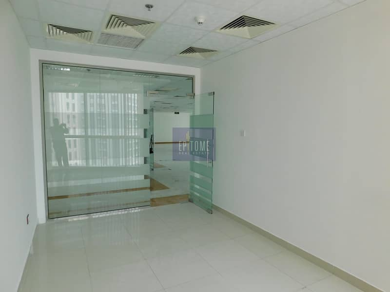 2 Fitted Office With Pantry At Barsha Heights
