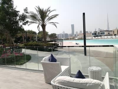 شقة 2 غرفة نوم للبيع في مدينة محمد بن راشد، دبي - Where Luxury Meets Convenience Waterfront Flat!