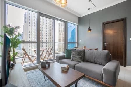Marina View | Furnished | Chller  Free