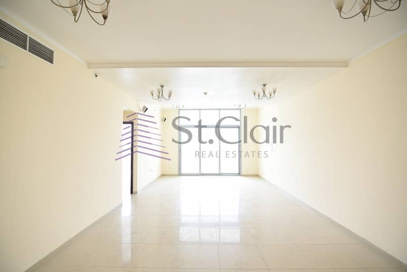2 6 Cheques | 2 Beds | Mid Floor | Marina View