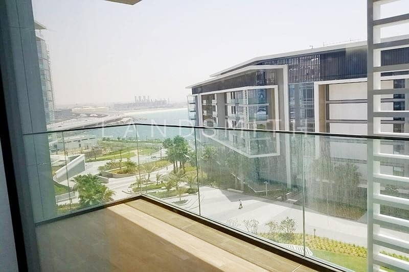 2 Brand New I Stunning views I 2BR Apt in Bluewaters