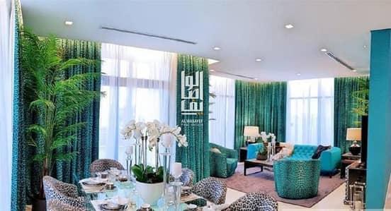 فیلا 3 غرفة نوم للبيع في أكويا أكسجين، دبي - Just Cavalli Style