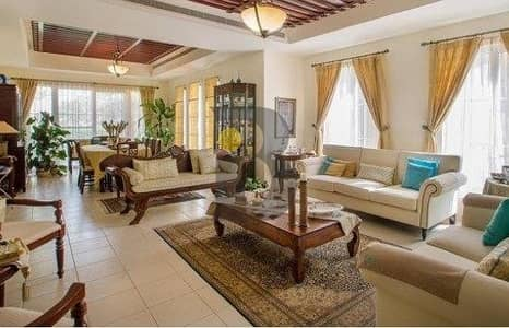 5 Bedroom Villa for Sale in Arabian Ranches, Dubai -  Upgraded and extended 5 BR Villa