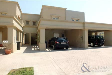 فیلا 2 غرفة نوم للبيع في الينابيع، دبي - Single Row | Vacant | Motivated Seller