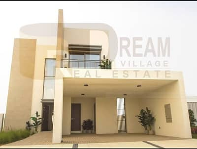 4 Bedroom Villa for Sale in Dubai South, Dubai - An independent villa on the golf course directly stunning privacy owns free payments over 3 years