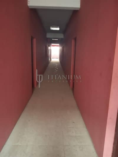 Labour Camp for Rent in China Mall, Ajman - Labor Studio Apartment For Rent in Jurf Industrial Area