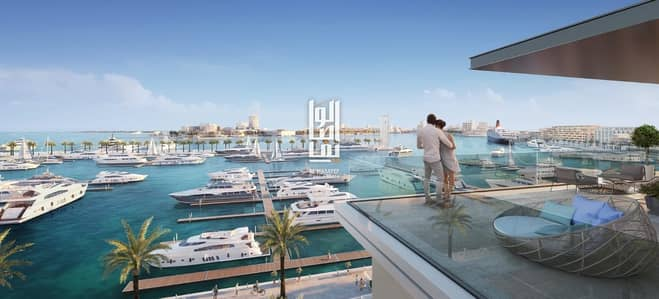1 Bedroom Flat for Sale in Mina Rashid, Dubai - chance to live beside sea and heritage