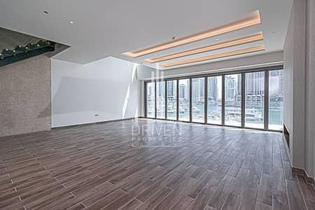 فیلا 5 غرف نوم للايجار في دبي مارينا، دبي - Breathtaking View Brand New Duplex Villa