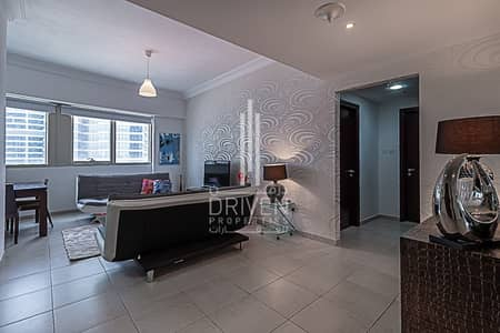 1 Bedroom Flat for Sale in Jumeirah Lake Towers (JLT), Dubai - Bright and Fully Furnished with Lake View
