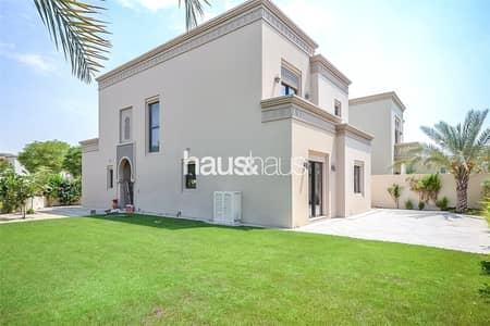 4 Bedroom Villa for Rent in Arabian Ranches 2, Dubai - Type 6   Next to Pool   Huge Garden