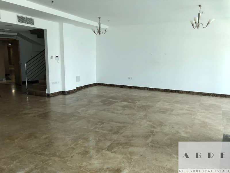 بنتهاوس في برج كونتيننتال دبي مارينا 3 غرف 160000 درهم - 4185665