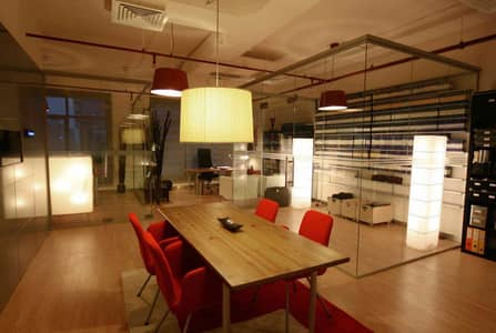 Office for Sale in Barsha Heights (Tecom), Dubai - Modern Layout | Beautiful Fitted Office in TECOM for Rent