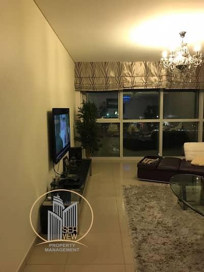 3 Bedroom Flat for Rent in Al Reem Island, Abu Dhabi - For rent furnished apartment 3 Bedrooms Al Reem Island RAK Tower Maid room Swimming pool, Gym