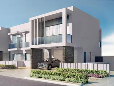 Pay 60K And Own Villa With 5 Years Payment Plan...