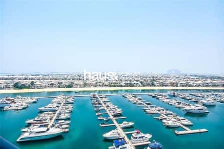 شقة 3 غرفة نوم للبيع في نخلة جميرا، دبي - 3BR +Study | Vacant on Transfer | Beach Access