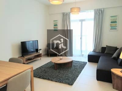 فلیٹ 1 غرفة نوم للبيع في الفرجان، دبي - Excellent Investment Opportunity ... Brand New Fully Furnished Apartment Ready to Move in