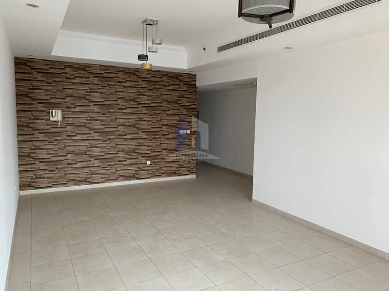2 Panoramic View # 2 bedrooms plus Maids room For Rent | Churchill Tower Residence