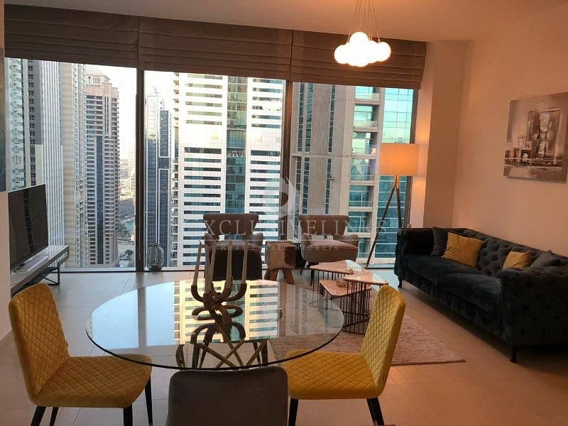 10 Stunning Fully Furnished 2 Bedroom for rent