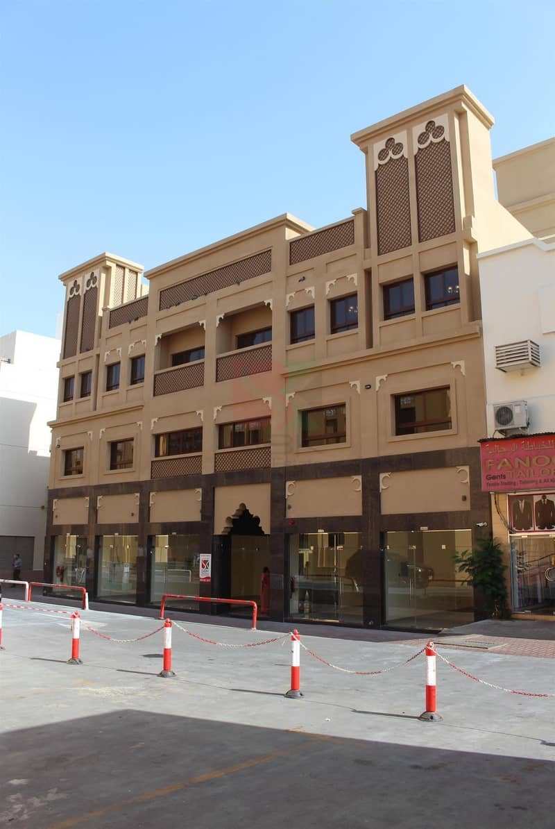 Brand New Shop For Rent Near Al Fahidi Souq | Bayut com