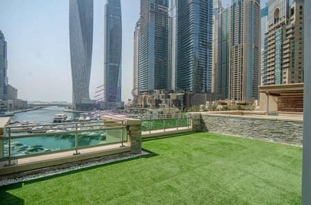4 Bedroom Villa for Sale in Dubai Marina, Dubai - Exclusive   Upgraded 4 Beds   Full Marina View