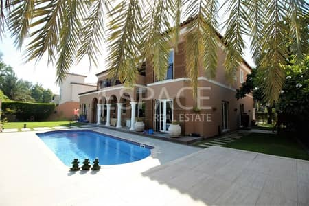 5 Bedroom Villa for Rent in Green Community, Dubai - GC East | Upgraded | Swimming Pool