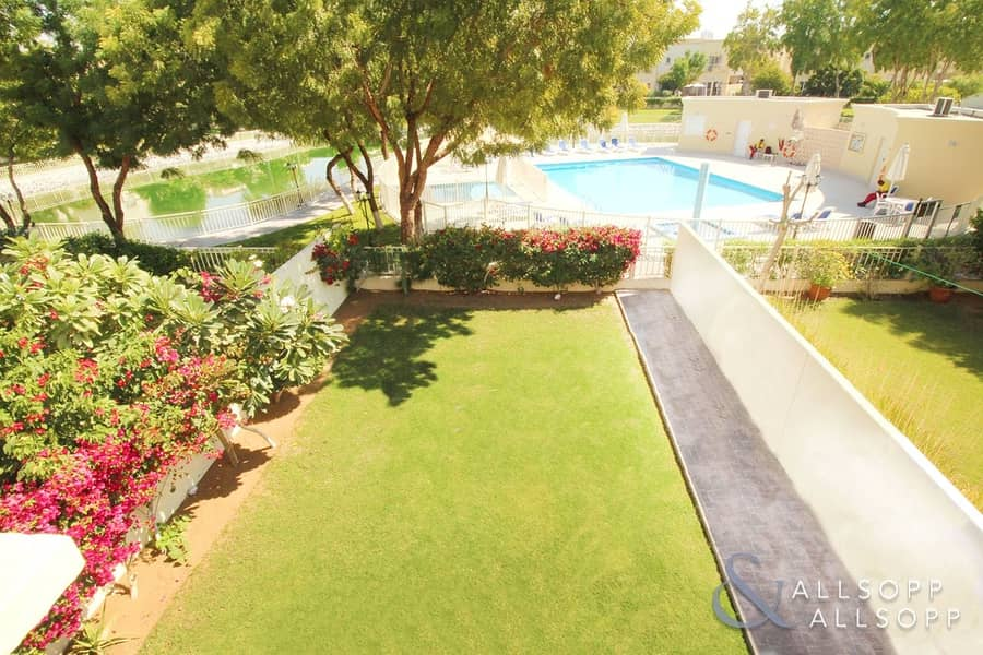 Backing Pool and Park | Lake View | 3 Bed