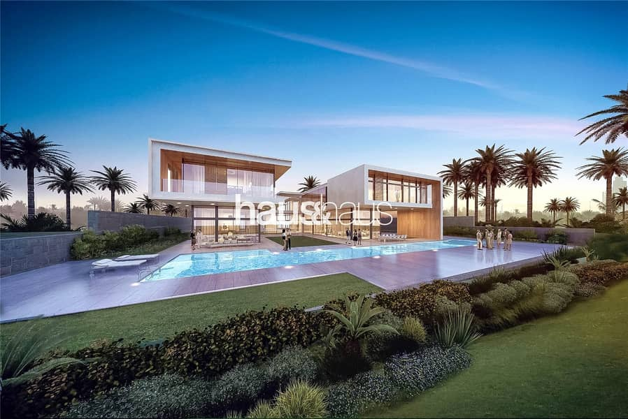 2 Brand New 8 Bed Mansion| Golf Course and Lake View