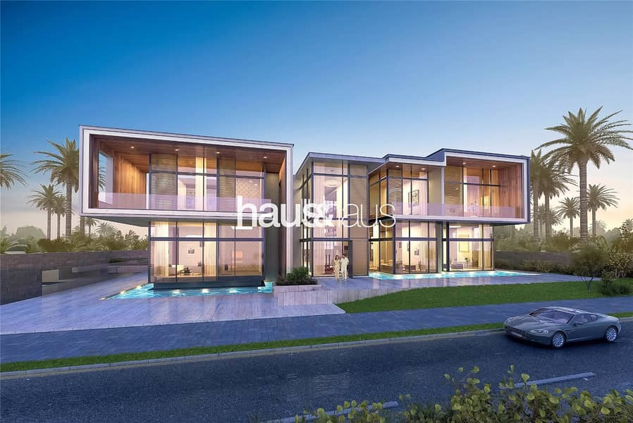Brand New 8 Bed Mansion| Golf Course and Lake View