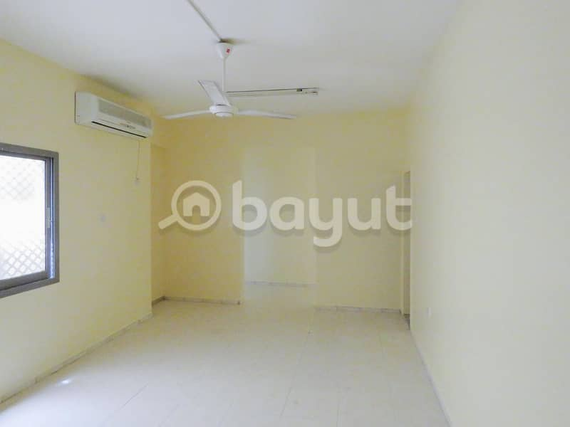 Flat for rent in Sharjah - Abu shagarah - 3 Big Rooms Only 35K (No Commission)