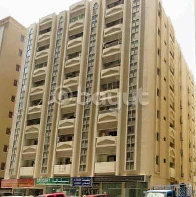 فلیٹ 2 غرفة نوم للايجار في أبو دنق، الشارقة - شقة للايجار  في الشارقة - ابوشغارة  2 غرفه وصالة  - فقط 31 الف