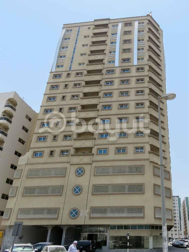 شقة اول ساكن للايجار  في الشارقة - المحطة