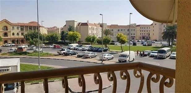استوديو  للايجار في المدينة العالمية، دبي - NEAR FAMILY PARK - FRESH PAINTED SPACIOUS STUDIO IN FAMILY BUILDING SPAIN CLUSTER