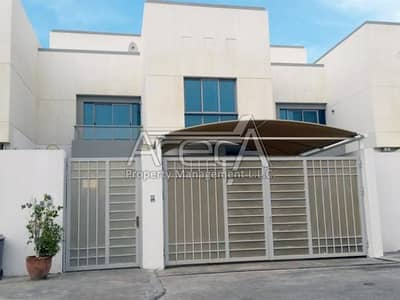 4 Bedroom Villa for Rent in Eastern Road, Abu Dhabi - Beautiful and Spacious 4Bedroom Villa Available in Khalifa Park