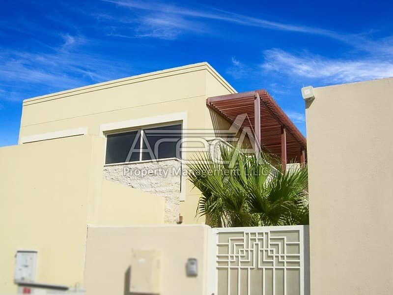 2  Private Poool | Al Raha Gardens