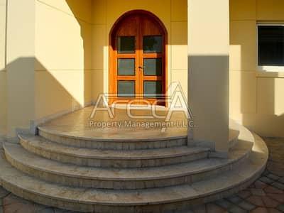 فیلا 5 غرف نوم للايجار في بين الجسرين، أبوظبي - Splendid 5 Bed Villa with Private Pool! Between Two Bridges