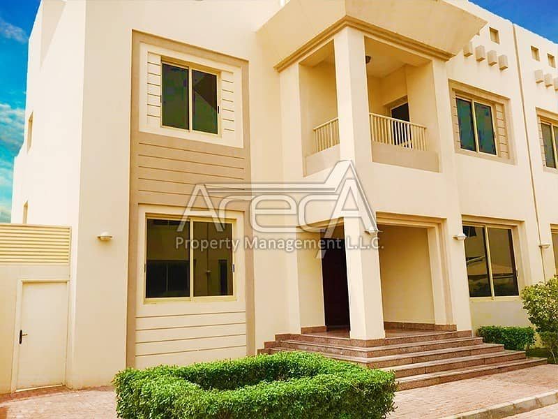 Hot Deal! Charming 5Br Villa in B2B available for Rent