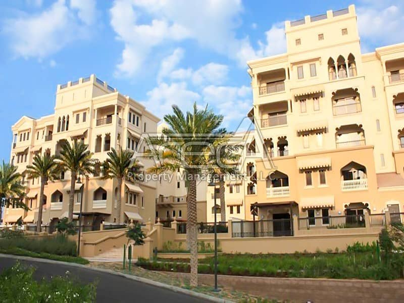 Standout 1 Bed Apt with Facilities! Saadiyat Beach Residences