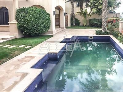 4 Bedroom Villa for Sale in Saadiyat Island, Abu Dhabi - Exquisite 4 Master Bed Villa! Earn Huge ROI in St. Regis Saadiyat Island