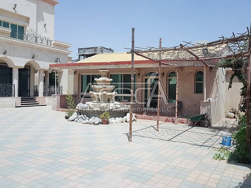2 Spacious and Luxury 10 Bed Villa in Shakhbout City (Khalifa City B)