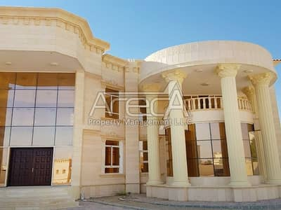 10 Bedroom Villa for Sale in Shakhbout City (Khalifa City B), Abu Dhabi - Modern Living & Country Charm in an Elevated Prime Position