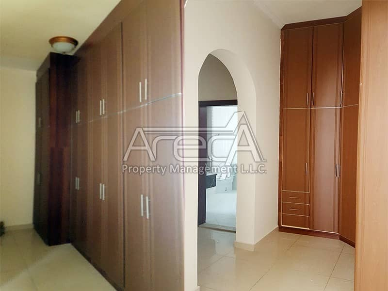 18 Spacious and Luxury 10 Bed Villa in Shakhbout City (Khalifa City B)