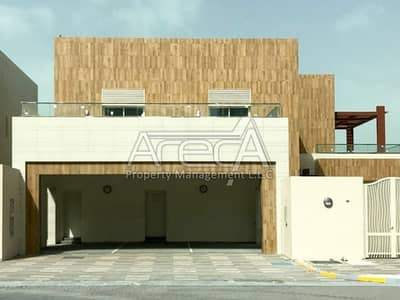 5 Bedroom Villa for Rent in The Marina, Abu Dhabi - A Brand New 5 Bedrooms (All Master) Villa with Private Pool