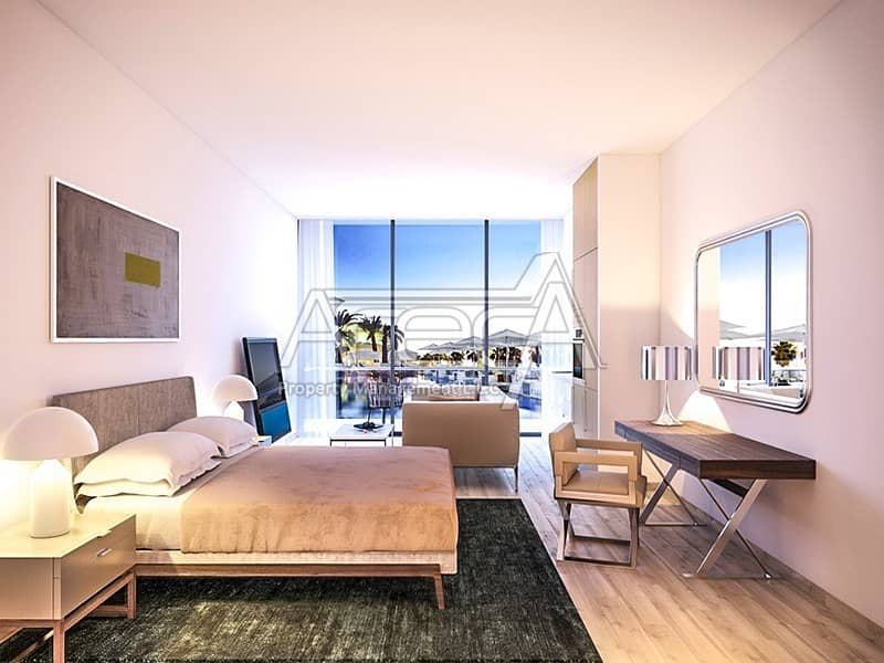 2 Great Deal for a Brand New 2 Bed Apt! Mayan on Yas Island! Get big Return
