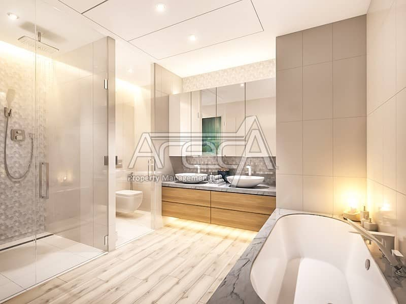 10 Great Deal for a Brand New 2 Bed Apt! Mayan on Yas Island! Get big Return